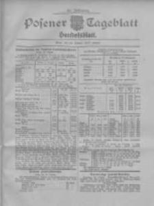 Posener Tageblatt. Handelsblatt 1907.10.30 Jg.46