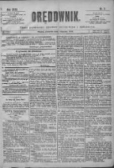 Orędownik: pismo poświęcone sprawom politycznym i spółecznym 1901.01.03 R.31 Nr2