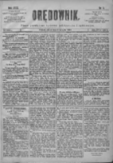 Orędownik: pismo poświęcone sprawom politycznym i spółecznym 1901.01.04 R.31 Nr3