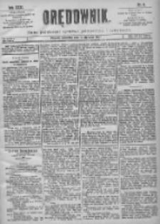 Orędownik: pismo poświęcone sprawom politycznym i spółecznym 1901.01.10 R.31 Nr8