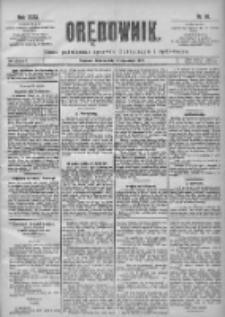Orędownik: pismo poświęcone sprawom politycznym i spółecznym 1901.01.12 R.31 Nr10