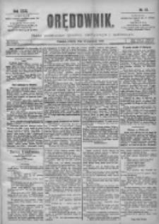 Orędownik: pismo poświęcone sprawom politycznym i spółecznym 1901.01.15 R.31 Nr12