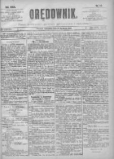 Orędownik: pismo poświęcone sprawom politycznym i spółecznym 1901.01.17 R.31 Nr14