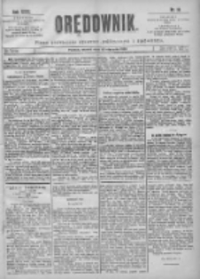 Orędownik: pismo poświęcone sprawom politycznym i spółecznym 1901.01.22 R.31 Nr18