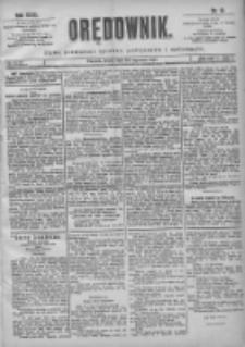 Orędownik: pismo poświęcone sprawom politycznym i spółecznym 1901.01.23 R.31 Nr19
