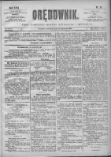 Orędownik: pismo poświęcone sprawom politycznym i spółecznym 1901.01.31 R.31 Nr26