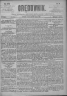 Orędownik: pismo poświęcone sprawom politycznym i spółecznym 1901.02.12 R.31 Nr35