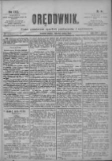 Orędownik: pismo poświęcone sprawom politycznym i spółecznym 1901.02.22 R.31 Nr44
