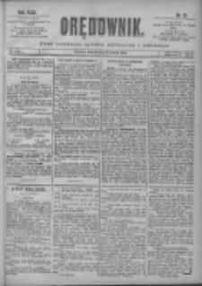Orędownik: pismo poświęcone sprawom politycznym i spółecznym 1901.03.02 R.31 Nr51