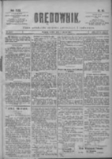 Orędownik: pismo poświęcone sprawom politycznym i spółecznym 1901.03.05 R.31 Nr53