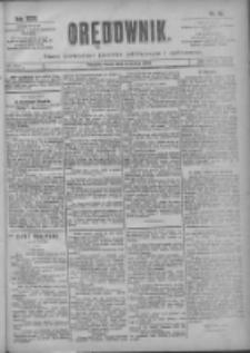 Orędownik: pismo poświęcone sprawom politycznym i spółecznym 1901.03.06 R.31 Nr54