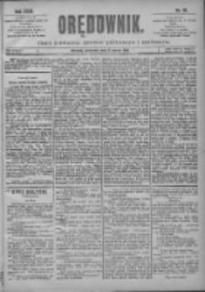 Orędownik: pismo poświęcone sprawom politycznym i spółecznym 1901.03.07 R.31 Nr55