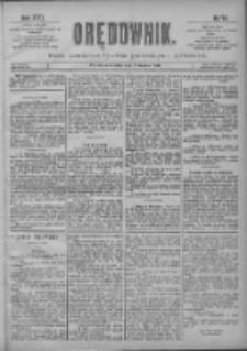 Orędownik: pismo poświęcone sprawom politycznym i spółecznym 1901.03.17 R.31 Nr64