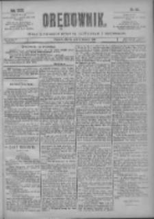 Orędownik: pismo poświęcone sprawom politycznym i spółecznym 1901.03.19 R.31 Nr65