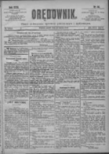 Orędownik: pismo poświęcone sprawom politycznym i spółecznym 1901.03.22 R.31 Nr68