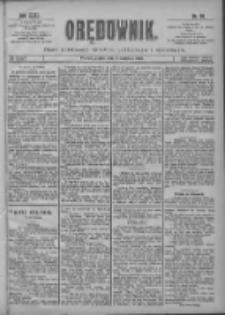 Orędownik: pismo poświęcone sprawom politycznym i spółecznym 1901.04.19 R.31 Nr90