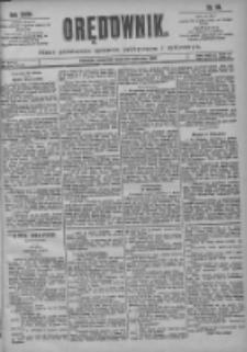 Orędownik: pismo poświęcone sprawom politycznym i spółecznym 1901.04.25 R.31 Nr95