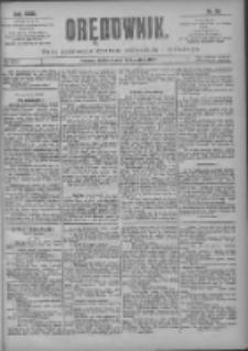 Orędownik: pismo poświęcone sprawom politycznym i spółecznym 1901.04.28 R.31 Nr98