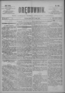 Orędownik: pismo poświęcone sprawom politycznym i spółecznym 1901.05.01 R.31 Nr100