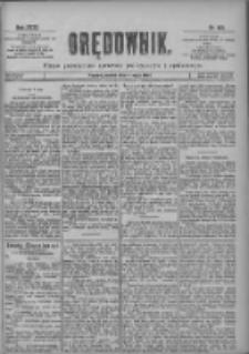Orędownik: pismo poświęcone sprawom politycznym i spółecznym 1901.05.04 R.31 Nr103