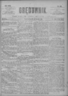 Orędownik: pismo poświęcone sprawom politycznym i spółecznym 1901.05.05 R.31 Nr104