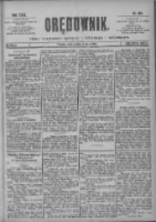 Orędownik: pismo poświęcone sprawom politycznym i spółecznym 1901.05.11 R.31 Nr108