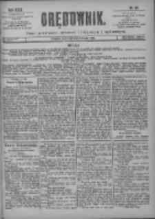 Orędownik: pismo poświęcone sprawom politycznym i spółecznym 1901.05.16 R.31 Nr112