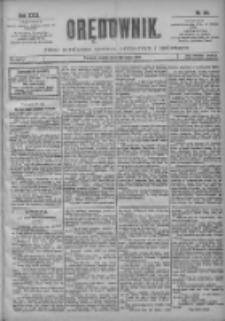 Orędownik: pismo poświęcone sprawom politycznym i spółecznym 1901.05.29 R.31 Nr121