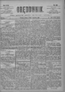 Orędownik: pismo poświęcone sprawom politycznym i spółecznym 1901.06.09 R.31 Nr130