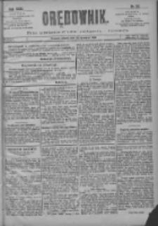 Orędownik: pismo poświęcone sprawom politycznym i spółecznym 1901.06.23 R.31 Nr141