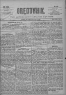 Orędownik: pismo poświęcone sprawom politycznym i spółecznym 1901.06.28 R.31 Nr146