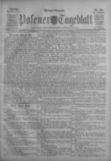 Posener Tageblatt 1911.05.23 Jg.50 Nr239