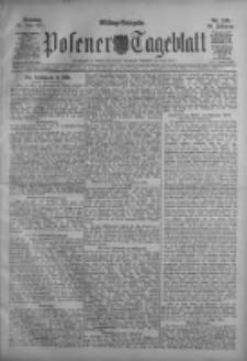 Posener Tageblatt 1911.05.23 Jg.50 Nr240