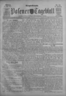 Posener Tageblatt 1911.05.24 Jg.50 Nr241