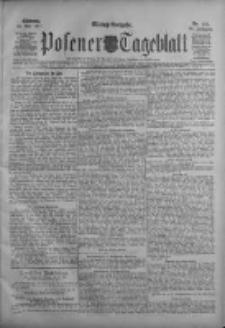 Posener Tageblatt 1911.05.24 Jg.50 Nr242