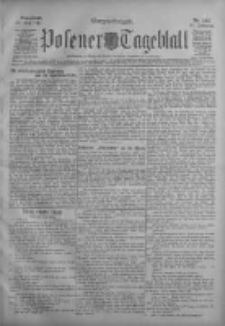 Posener Tageblatt 1911.05.27 Jg.50 Nr245
