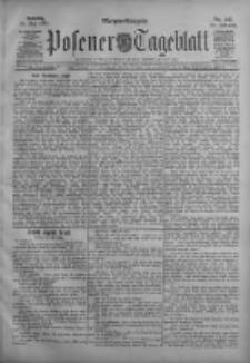 Posener Tageblatt 1911.05.28 Jg.50 Nr247