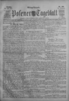 Posener Tageblatt 1911.05.30 Jg.50 Nr250