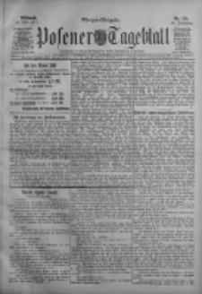 Posener Tageblatt 1911.05.31 Jg.50 Nr251