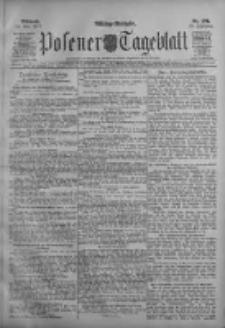Posener Tageblatt 1911.05.31 Jg.50 Nr252
