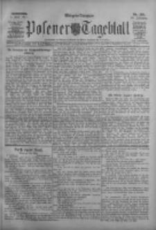 Posener Tageblatt 1911.06.01 Jg.50 Nr253