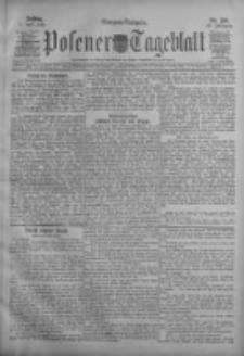 Posener Tageblatt 1911.06.02 Jg.50 Nr255