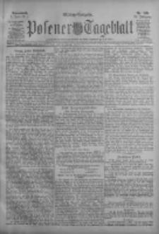 Posener Tageblatt 1911.06.03 Jg.50 Nr258