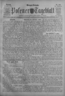 Posener Tageblatt 1911.06.04 Jg.50 Nr259
