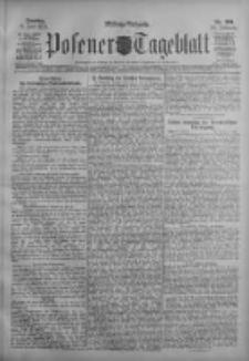 Posener Tageblatt 1911.06.06 Jg.50 Nr260
