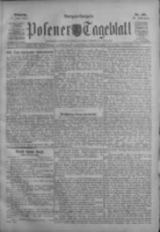 Posener Tageblatt 1911.06.07 Jg.50 Nr261