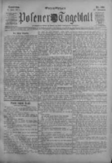 Posener Tageblatt 1911.06.08 Jg.50 Nr263