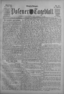 Posener Tageblatt 1911.06.10 Jg.50 Nr267