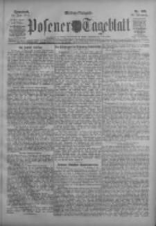 Posener Tageblatt 1911.06.10 Jg.50 Nr268