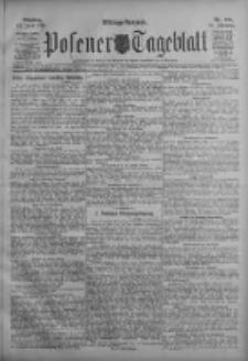 Posener Tageblatt 1911.06.13 Jg.50 Nr272